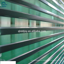 6mm thick tempered glass wall panel